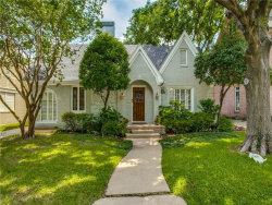 Photo of 4415 Southern Avenue, Highland Park, TX 75205 (MLS # 14119308)