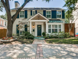 Photo of 4533 Belfort Avenue, Highland Park, TX 75205 (MLS # 14122881)