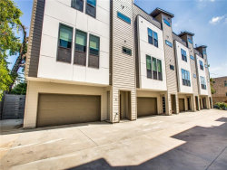 Photo of 1918 Ashby Street, Unit 3A, Dallas, TX 75204 (MLS # 14136808)