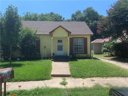 Photo of 809 S Clements Street, Gainesville, TX 76240 (MLS # 14140654)