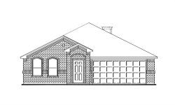 Photo of 303 High Point Way, Justin, TX 76247 (MLS # 14161440)