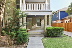 Photo of 5807 VICKERY, Dallas, TX 75206 (MLS # 14172925)
