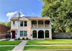 Photo of 4412 Emerson Avenue, University Park, TX 75205 (MLS # 14173782)
