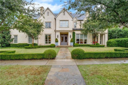 Photo of 6700 Golf Drive, University Park, TX 75205 (MLS # 14176266)
