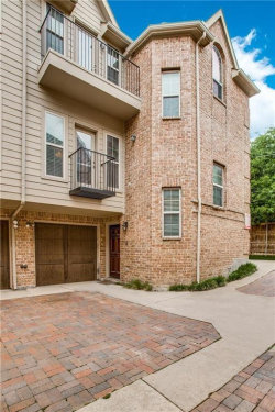 Photo of 3108 Rosedale Avenue, Unit D, University Park, TX 75205 (MLS # 14176556)