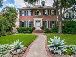 Photo of 3215 Amherst Avenue, University Park, TX 75225 (MLS # 14180759)