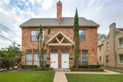 Photo of 4115 Grassmere Lane, Unit B, University Park, TX 75205 (MLS # 14184296)