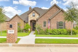 Photo of 4533 Knoll Ridge Drive, Fort Worth, TX 76008 (MLS # 14188322)