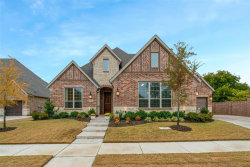 Photo of 3517 Oak Island Lane, Flower Mound, TX 75028 (MLS # 14221478)