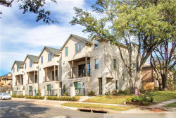 Photo of 3454 McFarlin Boulevard, Unit 1, University Park, TX 75205 (MLS # 14246222)