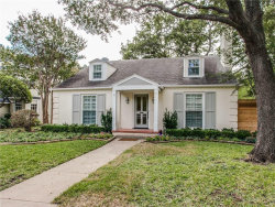 Photo of 4565 Belclaire Avenue, Highland Park, TX 75205 (MLS # 14252320)