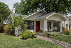 Photo of 5136 Collinwood Avenue, Fort Worth, TX 76107 (MLS # 14257976)