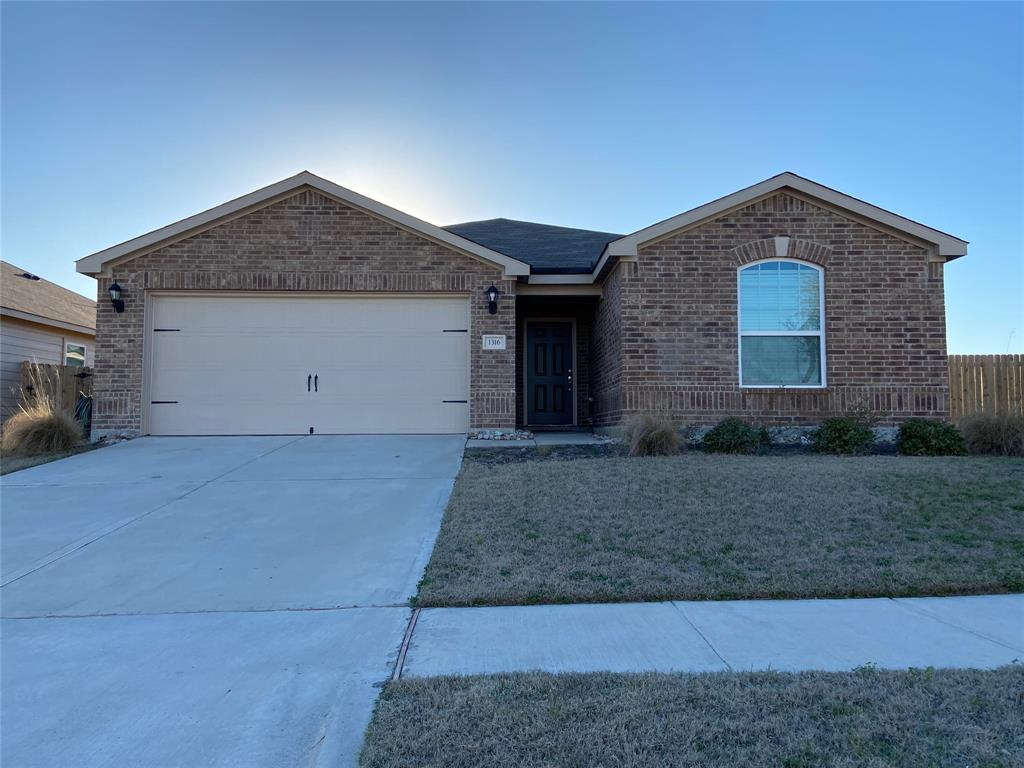 Photo for 1316 Clegg Street, Howe, TX 75459 (MLS # 14265254)