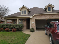 Photo of 812 Cutting Horse Drive, Mansfield, TX 76063 (MLS # 14267182)