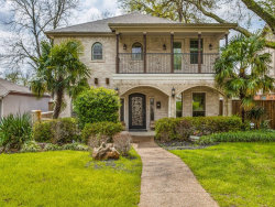 Photo of 6856 Coronado Avenue, Dallas, TX 75214 (MLS # 14305723)