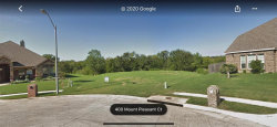 Photo of 315 Mt Pleasant Court, Lot 18, Kennedale, TX 76060 (MLS # 14305819)