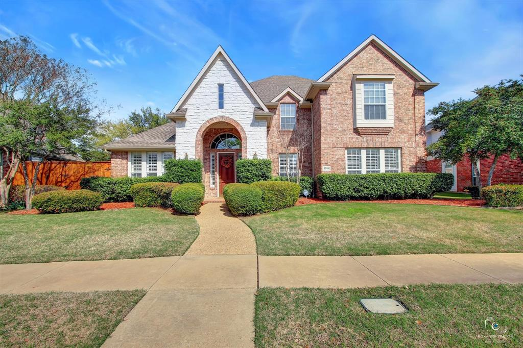 Photo for 8708 Winter Wood Court, Plano, TX 75024 (MLS # 14309622)
