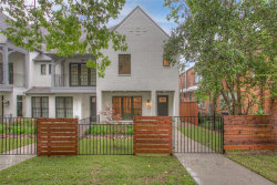 Photo of 513 Monticello Drive, Fort Worth, TX 76107 (MLS # 14317656)