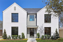 Photo of 5723 W Hanover Avenue, Dallas, TX 75209 (MLS # 14318510)