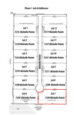 Photo of 7299 Michelle Pointe, Lot 7, Krum, TX 76249 (MLS # 14326830)