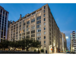 Photo of 1122 Jackson Street, Unit 401, Dallas, TX 75202 (MLS # 14357504)
