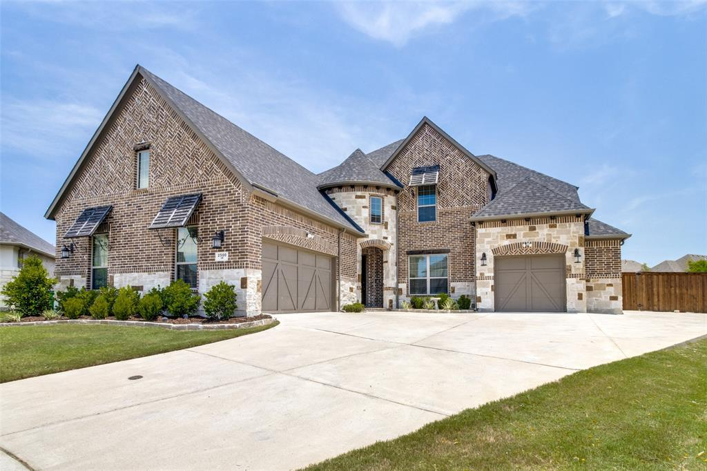 Photo for 2500 Rotherham Circle, McKinney, TX 75071 (MLS # 14369275)