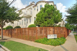Photo of 4111 Rawlins Street, Unit 405, Dallas, TX 75219 (MLS # 14374084)
