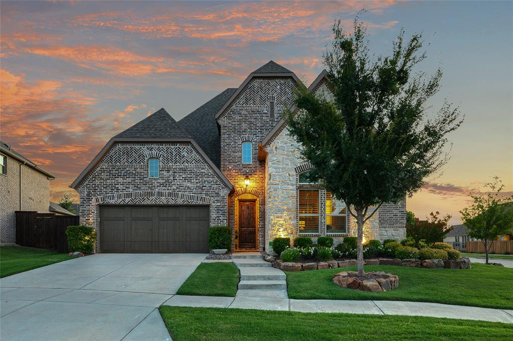 Photo for 4651 Bristleleaf Lane, Prosper, TX 75078 (MLS # 14388443)