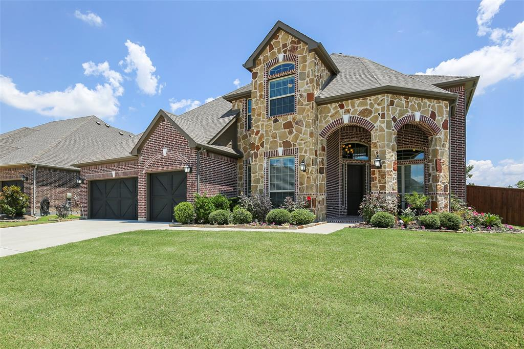 Photo for 7800 Weatherford Trace, McKinney, TX 75071 (MLS # 14392118)