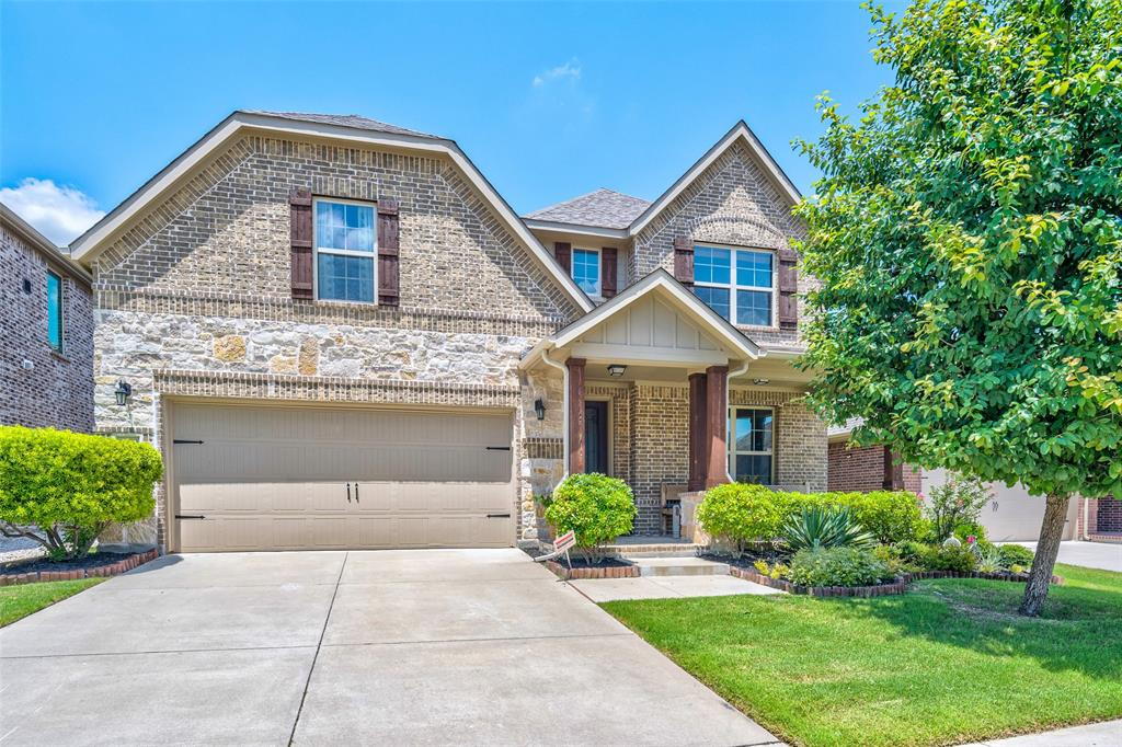 Photo for 8708 Tatenhill Place, McKinney, TX 75070 (MLS # 14393634)