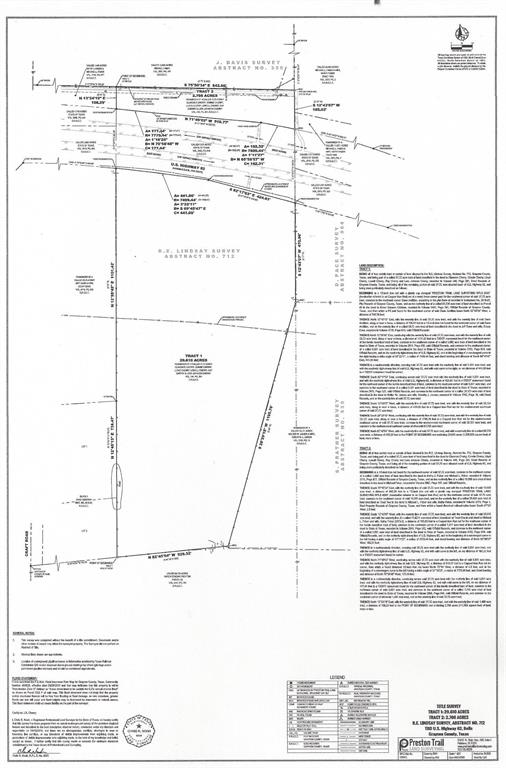 Photo for Tract 2 US HWY 82, Bells, TX 75414 (MLS # 14396107)