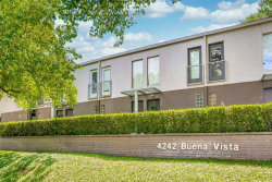 Photo of 4242 Buena Vista Street, Unit 4, Dallas, TX 75205 (MLS # 14404893)