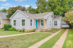 Photo of 3932 Linden Avenue, Fort Worth, TX 76107 (MLS # 14432236)