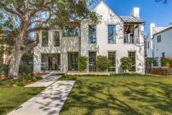 Photo of 3116 Caruth Boulevard, University Park, TX 75225 (MLS # 14452647)
