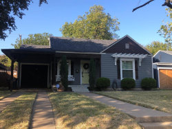 Photo of 4332 Calmont Avenue, Fort Worth, TX 76107 (MLS # 14455224)