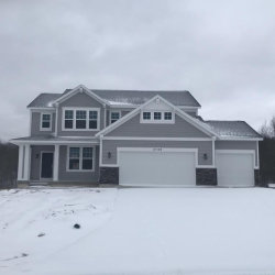 Photo of 8739 Rainbows End Road, Caledonia, MI 49316 (MLS # 17049509)
