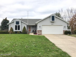 Photo of 3051 Windy Wood Street, Kentwood, MI 49512 (MLS # 17057027)