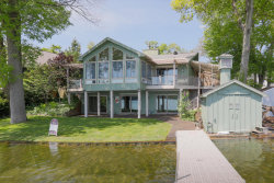 Photo of 10985 Long Point Drive, Plainwell, MI 49080 (MLS # 18014397)