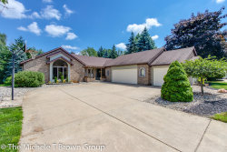 Photo of 8594 Woodruff Drive, Byron Center, MI 49315 (MLS # 18039750)