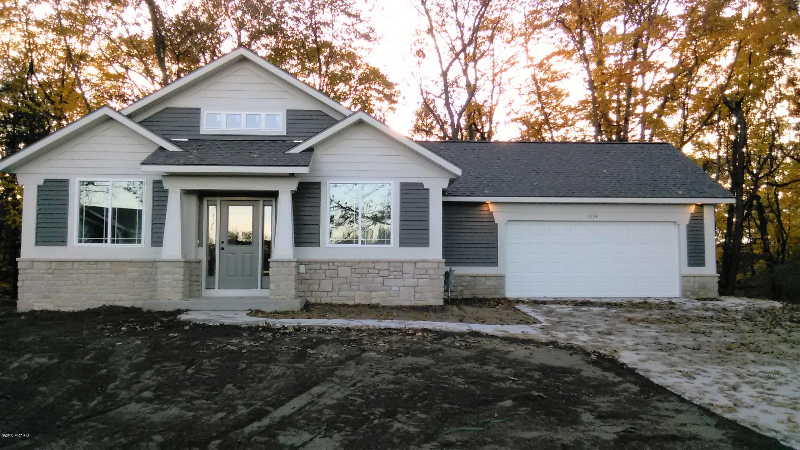 Photo for 1674 River Ridge Court, Allegan, MI 49010 (MLS # 18053954)