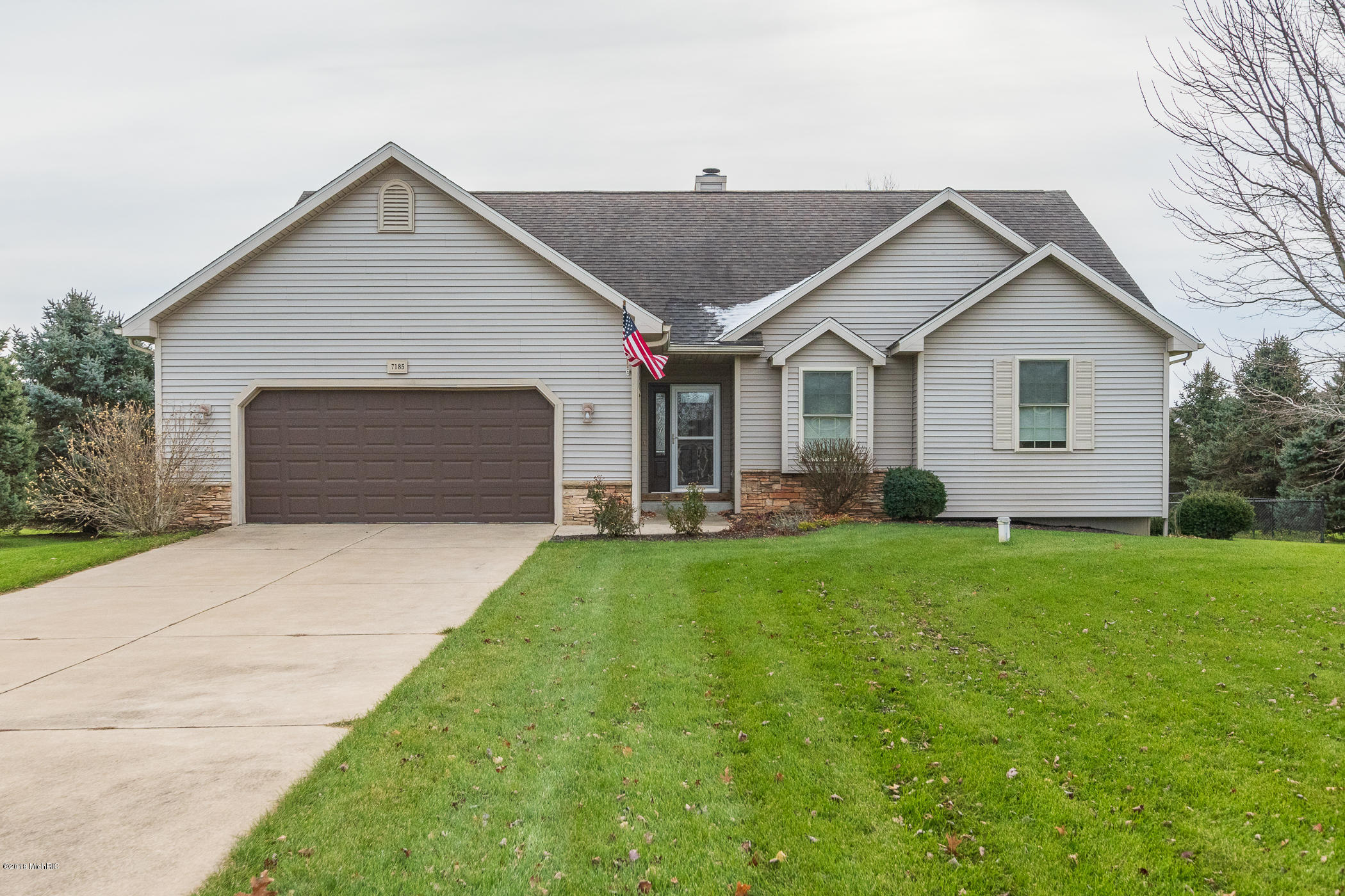 Photo for 7185 Riesling Street, Mattawan, MI 49071 (MLS # 18055952)