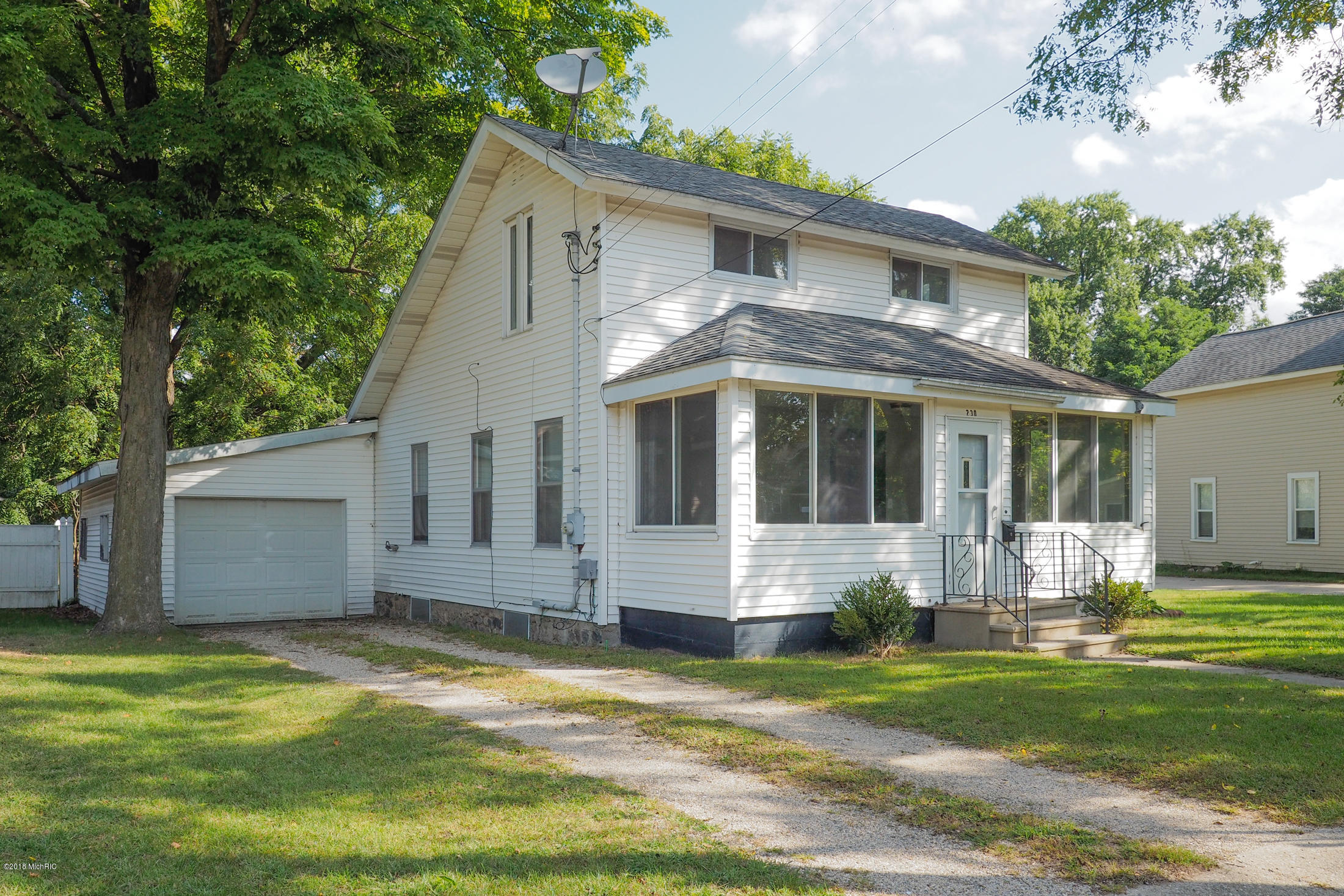Photo for 230 W Morrell Street, Otsego, MI 49078 (MLS # 18056645)
