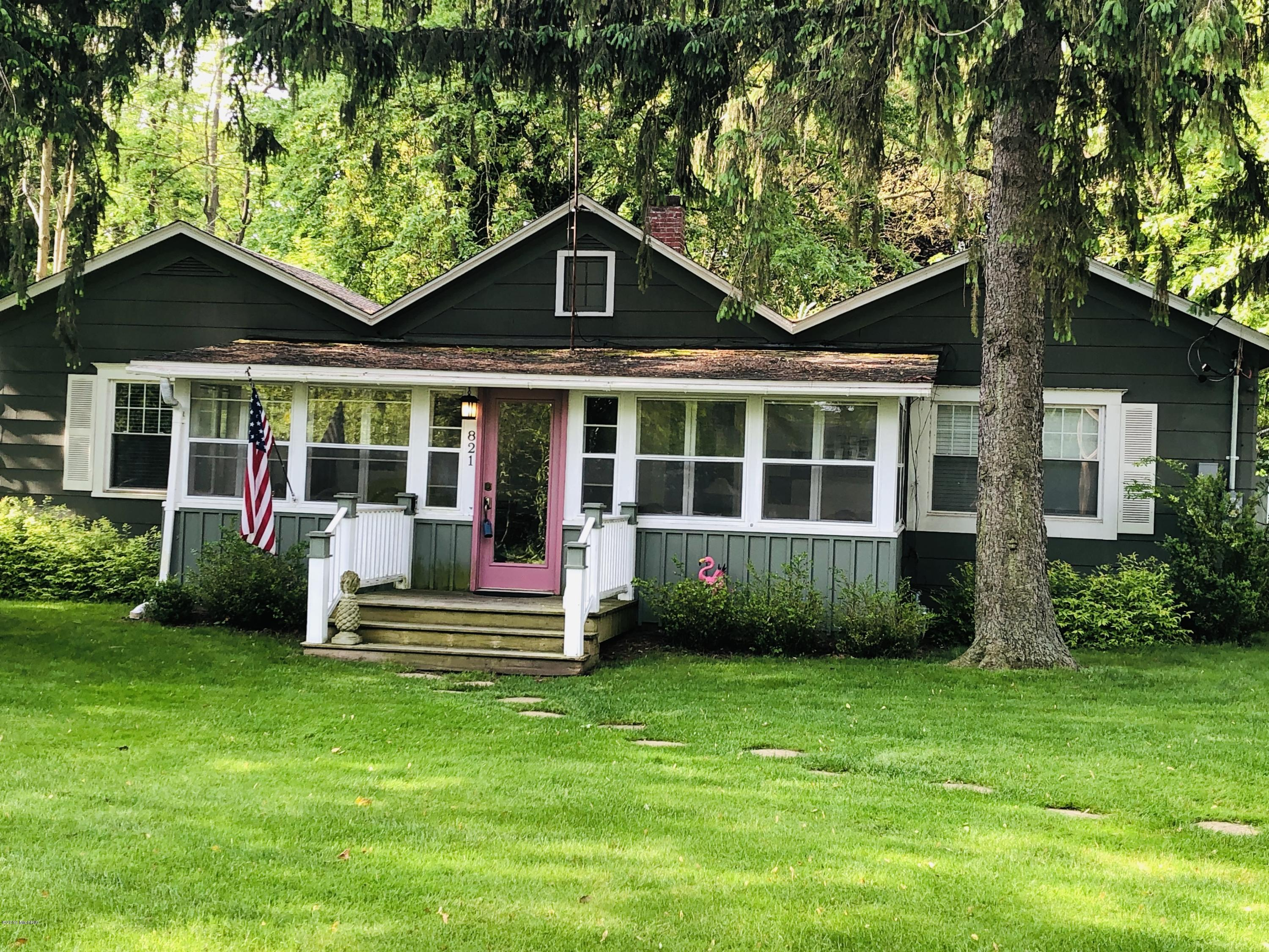 Photo for 821 Allegan Street, Saugatuck, MI 49453 (MLS # 19002616)
