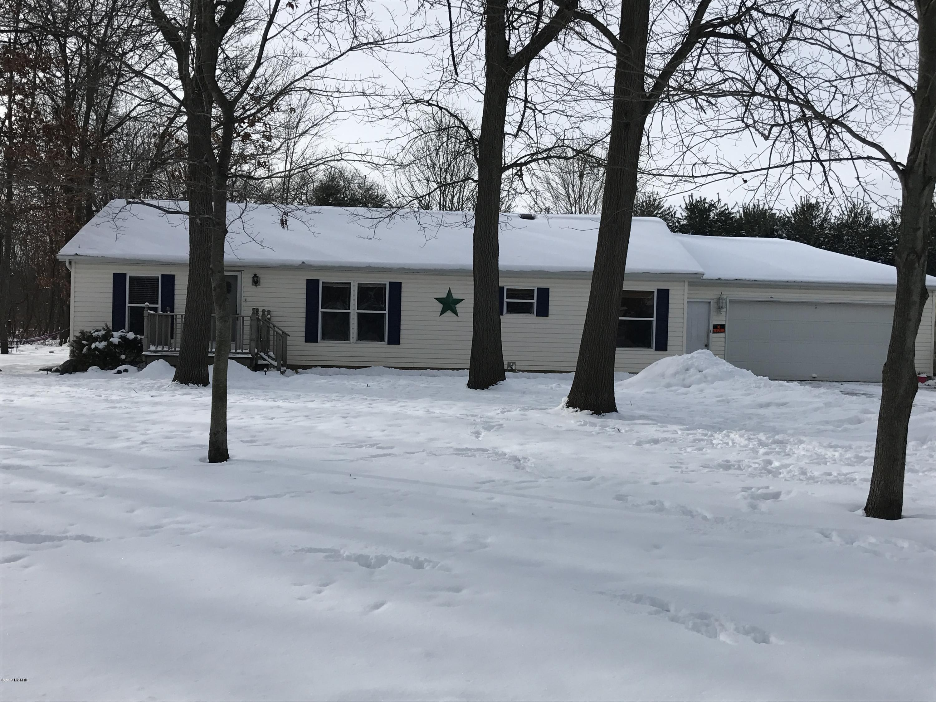 Photo for 414 Harrison Street, Decatur, MI 49045 (MLS # 19003505)