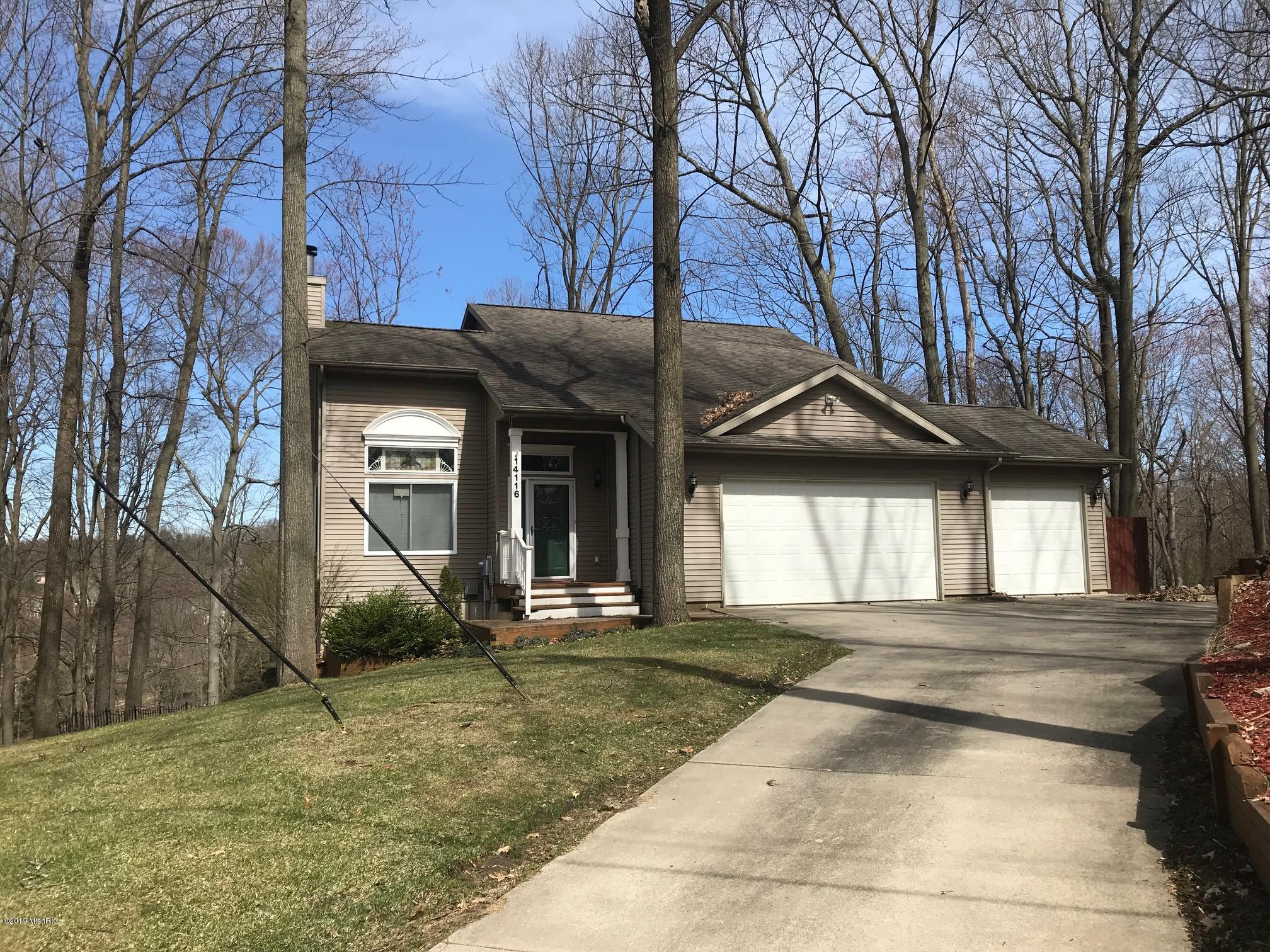 Photo for 14116 S Lake Doster Drive, Plainwell, MI 49080 (MLS # 19005853)