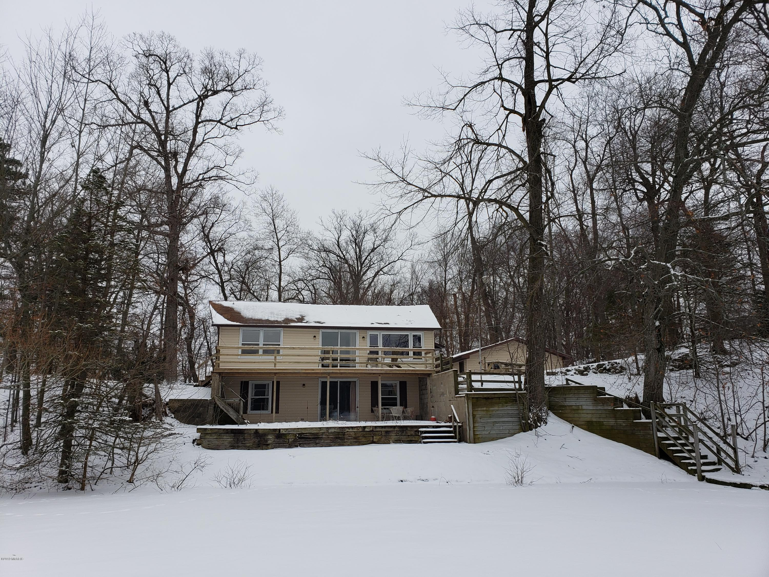 Photo for 11172 Long Point Drive, Plainwell, MI 49080 (MLS # 19007705)