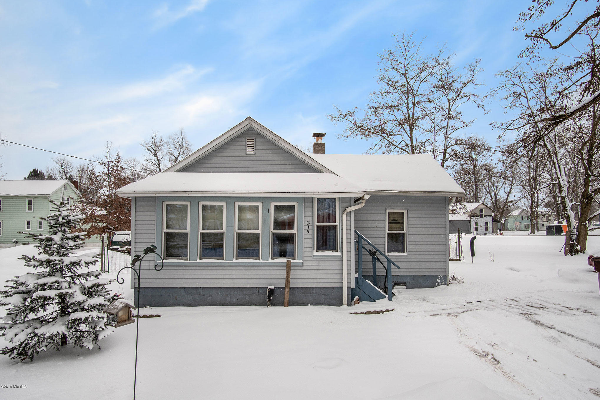 Photo for 215 Division Street, Bangor, MI 49013 (MLS # 19009172)