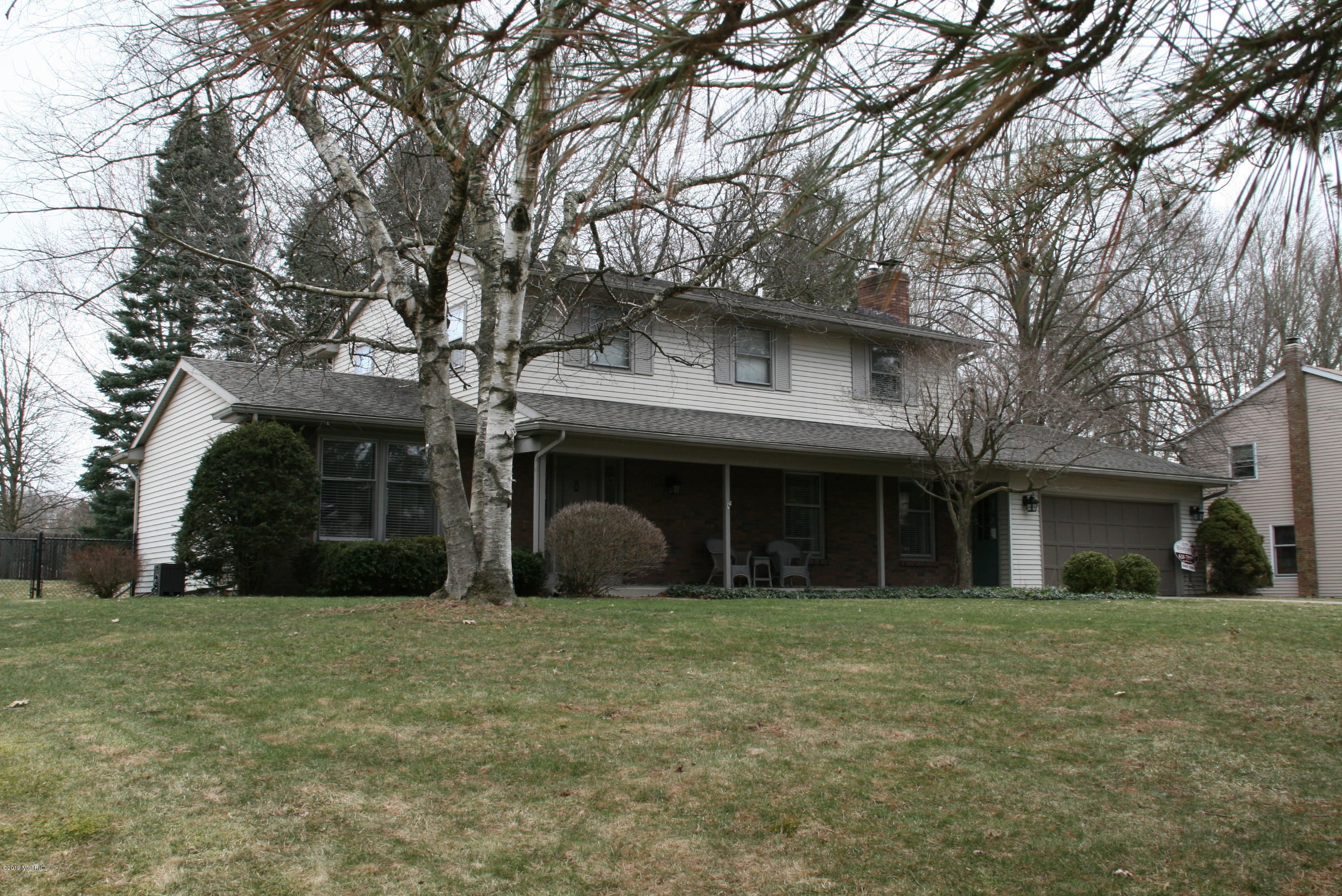 Photo for 6809 E Hickory Point Dr., Portage, MI 49024 (MLS # 19012512)