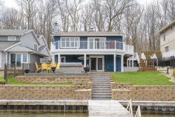 Photo of 395 S Gull Lake Drive, Richland, MI 49083 (MLS # 19015135)