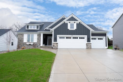 Photo of 7326 Rosie Shores Drive, Byron Center, MI 49315 (MLS # 19016402)
